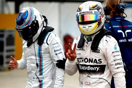 © Mercedes AMG Petronas F1 Team