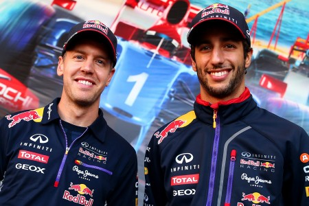 Ricciardo, Horner, happy to see Vettel reclaim victory