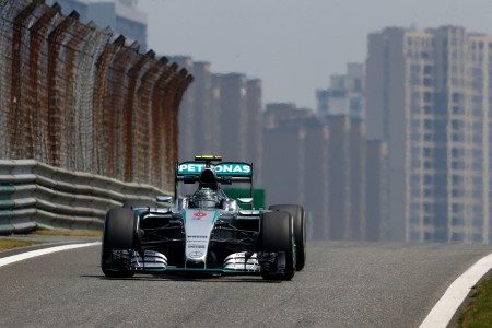 Mercedes aims for perfect Saturday: Chiense qualifying preview