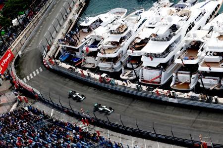 Rosberg wins in Monaco