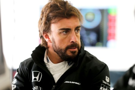 Alonso admits to being tempted by other categories
