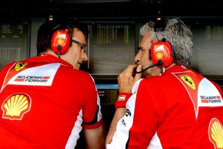 Ferrari boss credits team work ethic for win
