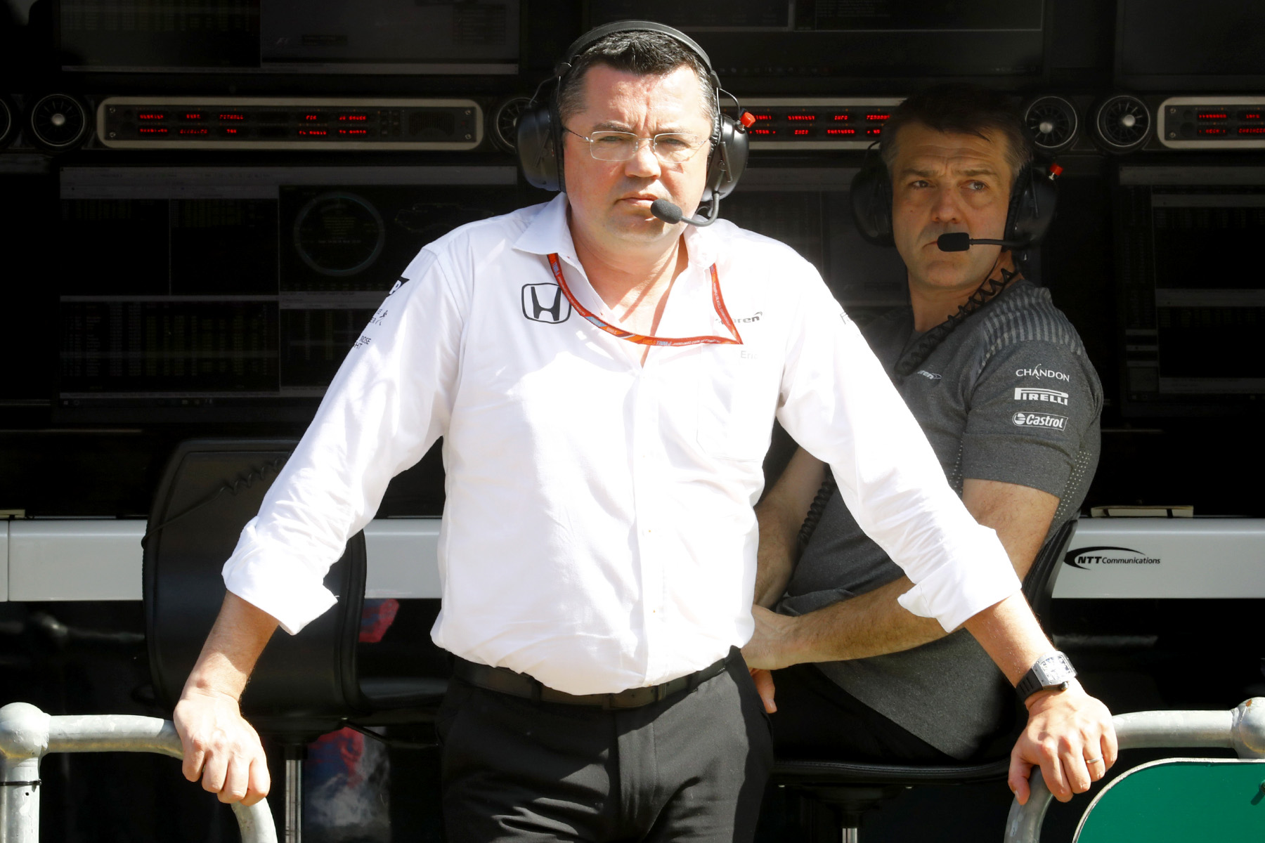 McLaren crisis deepens ahead of Chinese Grand Prix
