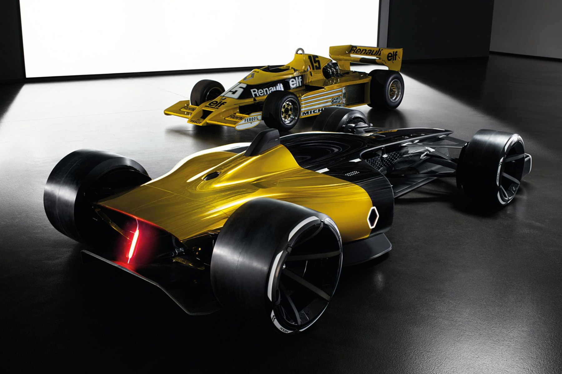 Renault concept makes a bid for F1 future
