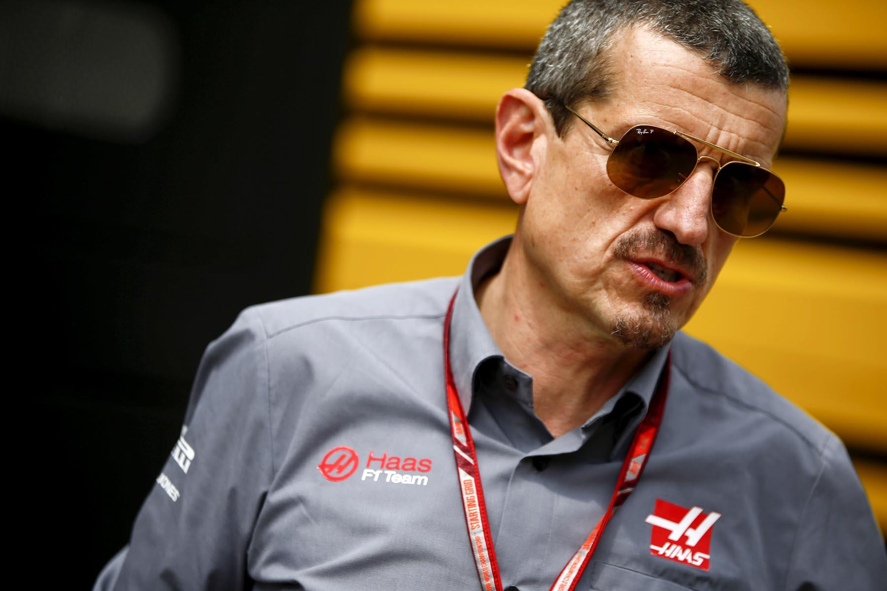 Haas principal Gunther Steiner